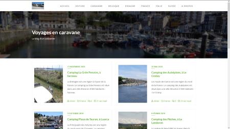 Blog Voyages en caravane