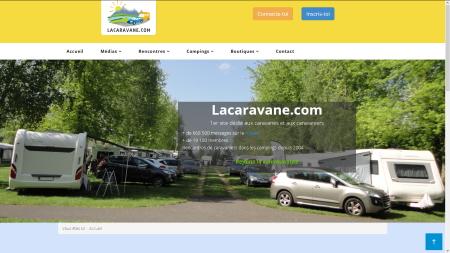 SIte Lacaravane.com